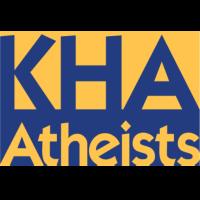 KHA Atheist wordart