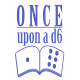 Once Upon a d6... logo